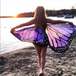 "Накидка ""Крылья бабочки"""