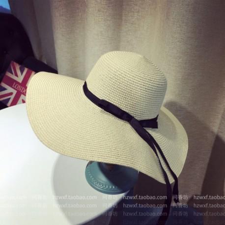 Шляпка пляжная